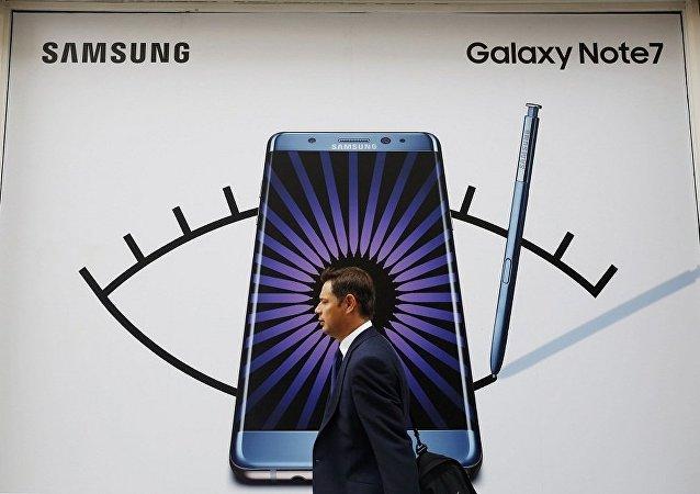 中国ATL公司将成为三星Note7手机电池主要供应商