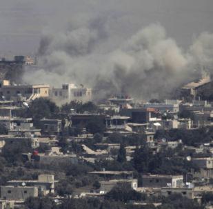 以色列動用反導系統回擊敘的導彈發射