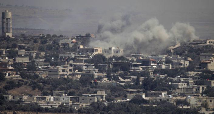 叙政府代表团团长:以色列帮助武装份子从戈兰高地撤出