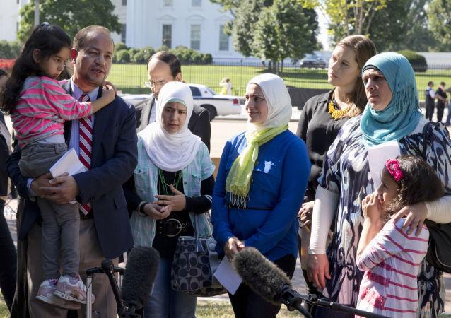 美国将7000叙难民在该国居留许可延长一年半
