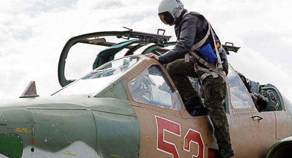 俄军总参谋部:俄空天军空袭消灭250名准备进攻巴尔米拉的恐怖分子