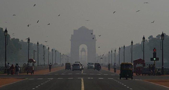 印度首都德里
