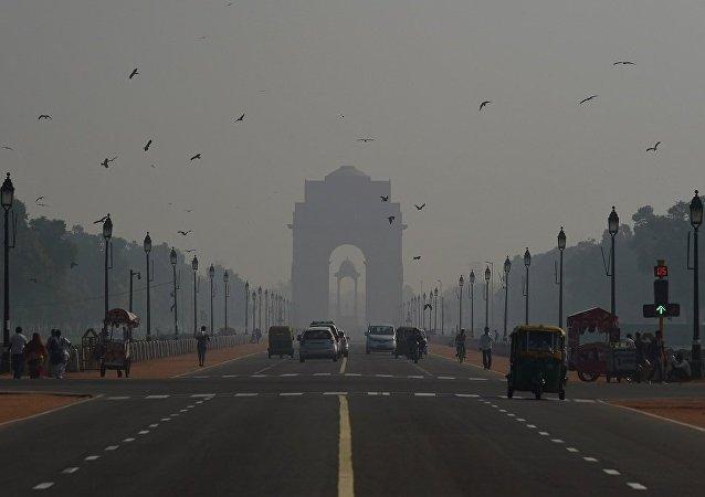 媒体:印度绿色法庭限新德里政府48小时内提交打击空气污染计划