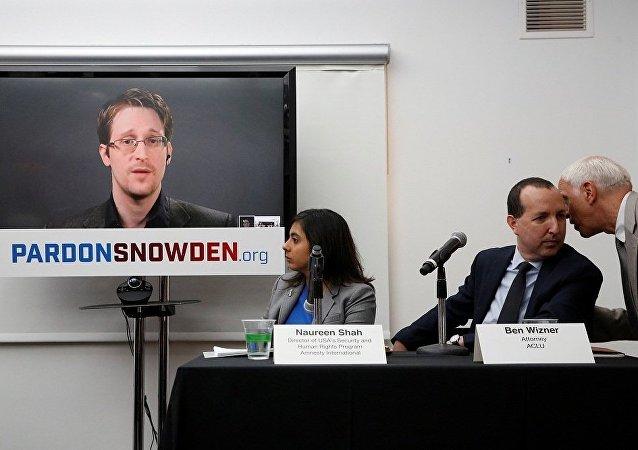 呼籲奧巴馬赦免斯諾登的請願簽名已愈百萬