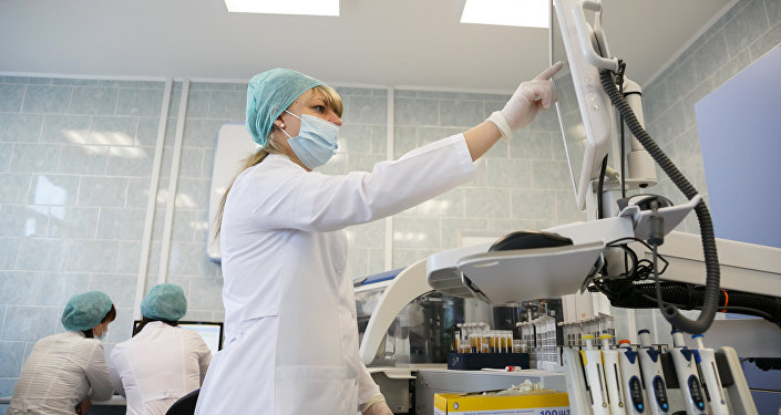血液化驗室, 俄羅斯