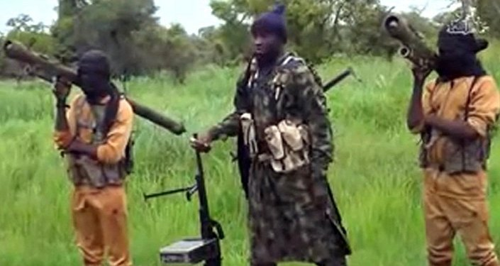 「博科聖地」武裝分子