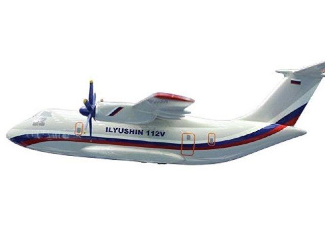 伊尔-112B军用运输机