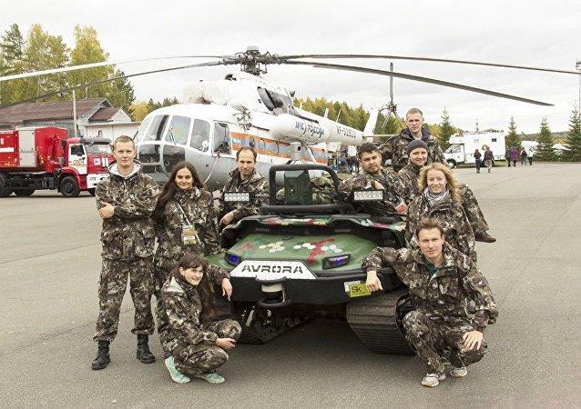 媒体:俄空降部队将接装智能无人驾驶卡车
