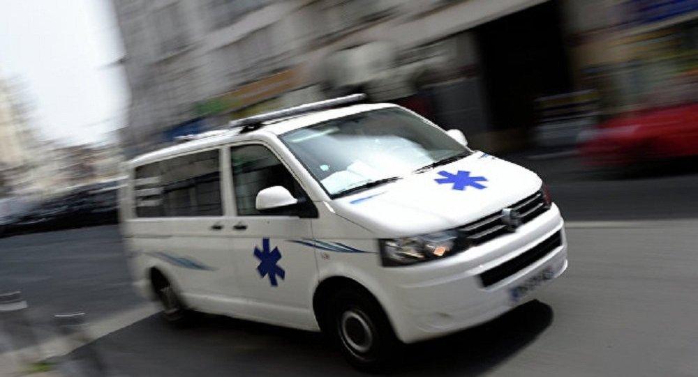 法国救护车
