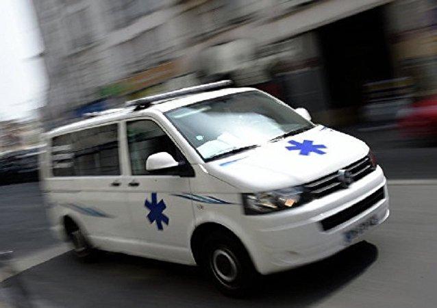 法國急救車