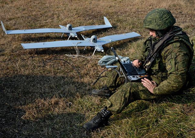 俄军队将于近期接装无人攻击机