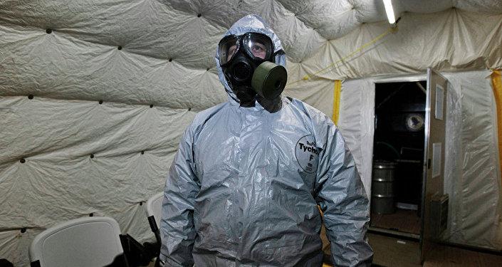 俄提议专家在化武调查过程中亲赴现场