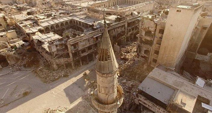 阿勒頗, 敘利亞