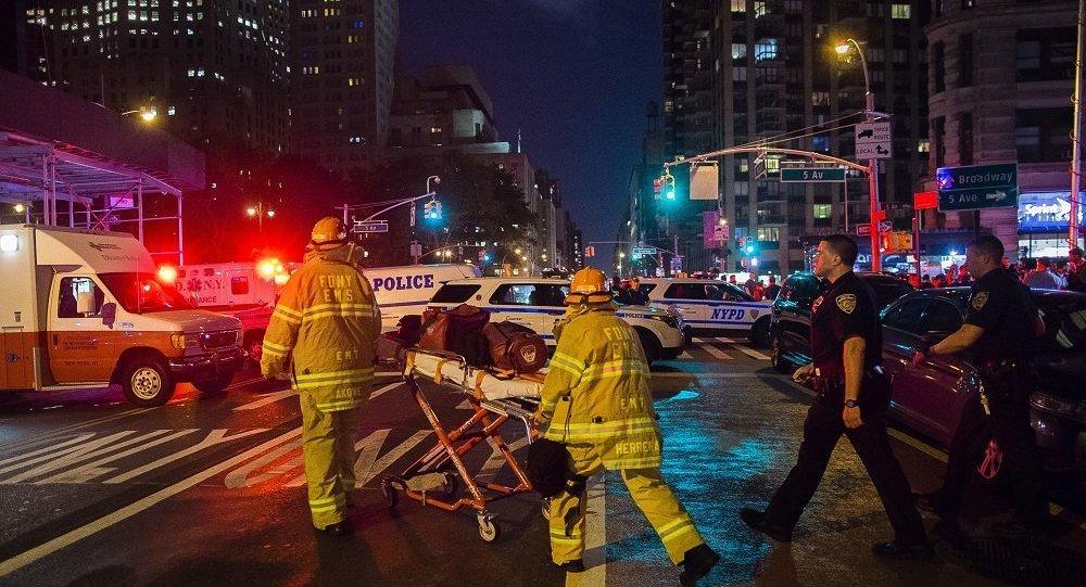 紐約爆炸導致29人受傷