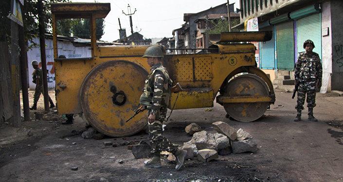 印度內務部長因克什米爾發生襲擊推遲訪問俄羅斯