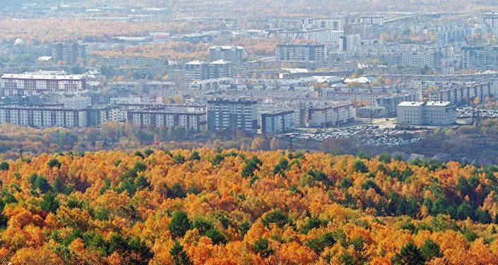 南萨哈林斯克市
