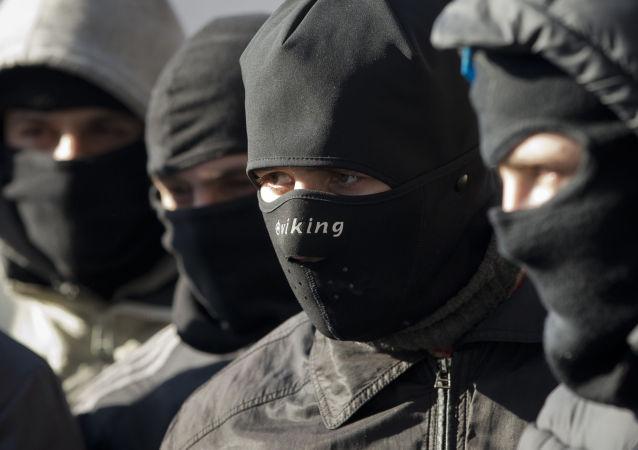 烏克蘭極右分子