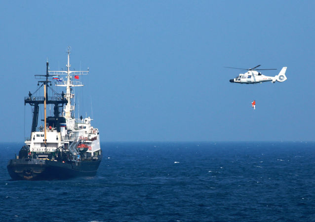 中国海军直升机