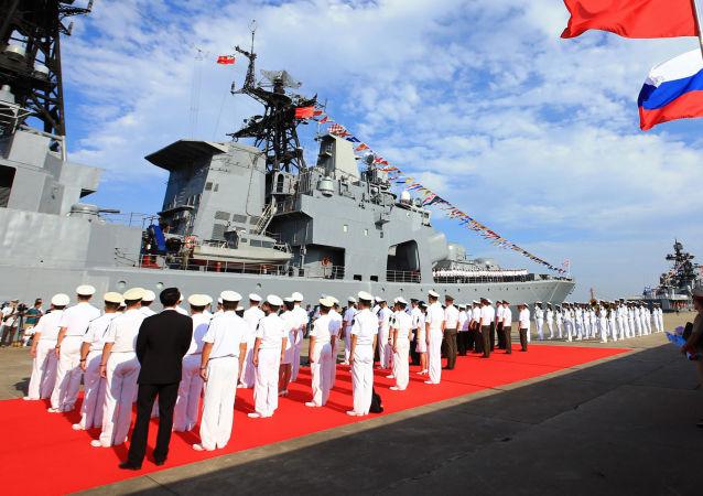 中國艦隊將於下周中抵達波羅的斯克以進行俄中聯合海軍軍演