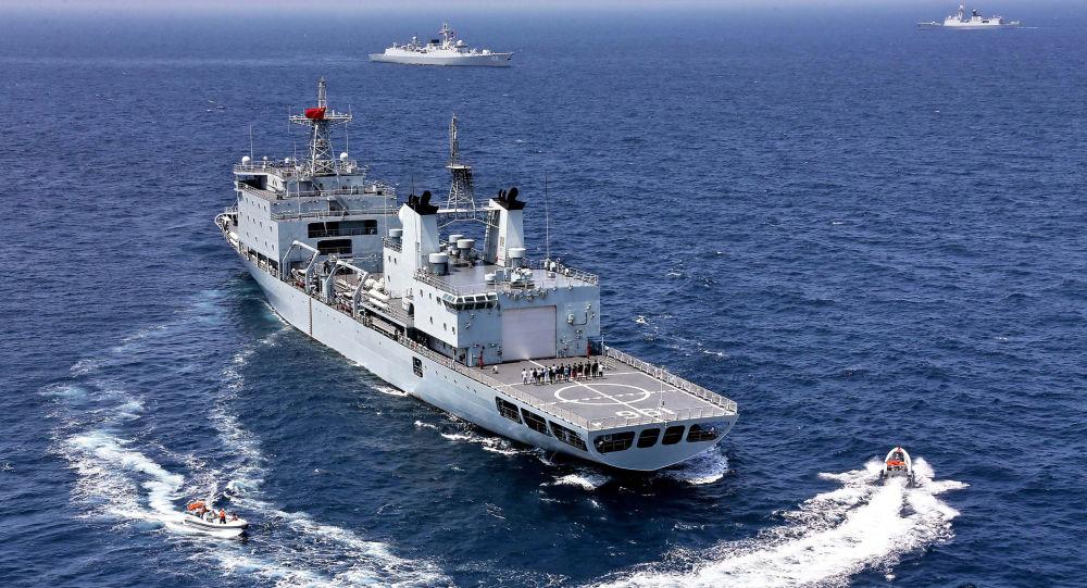 外媒:中国会去保证霍尔木兹海峡的安全吗?