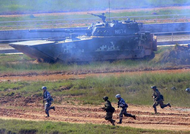 俄中两国军事等领域的合作不针对第三国