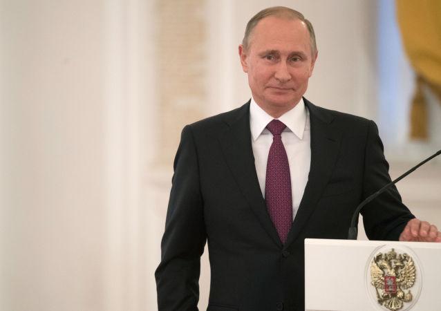 普京: 對俄殘奧運動員禁賽決定是不誠實、虛偽和懦弱表現