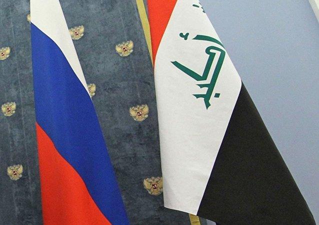 伊拉克外交部:期待俄外长于10月访问巴格达