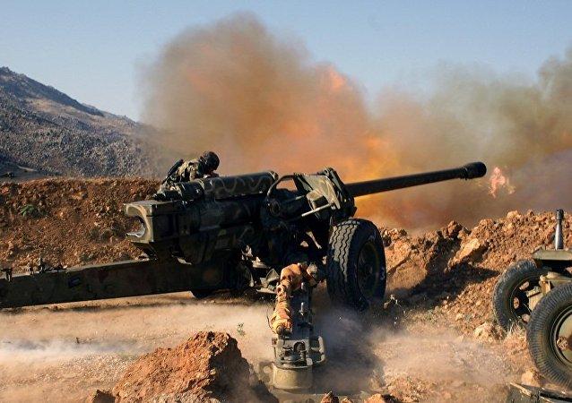 美国务卿:叙国际支持小组会后停火制度未恢复