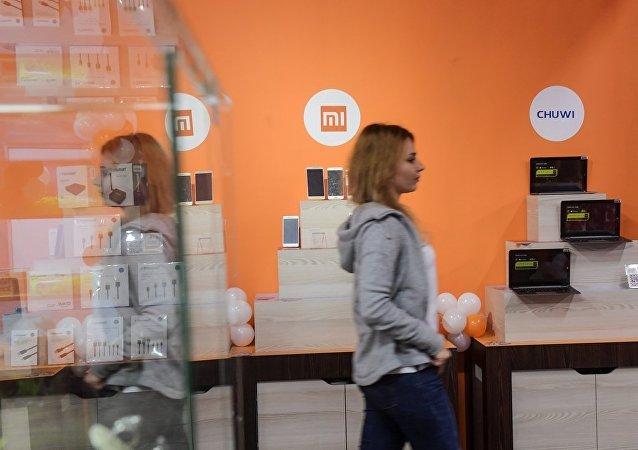 阿里速賣通在莫斯科開設其世界首家線下體驗店