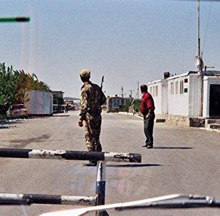 烏茲別克斯坦與吉爾吉斯斯坦的邊界