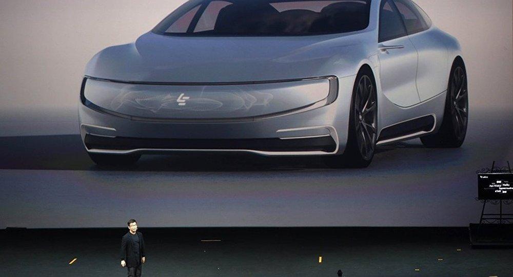 乐视挑战特斯拉 投资18 亿美元建厂生产电动汽车