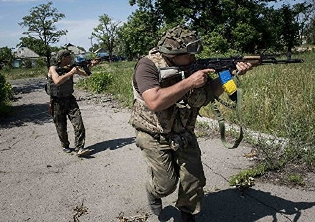 基辅谈判代表新闻秘书:顿巴斯在相关协议下计划在3个地段后撤兵力
