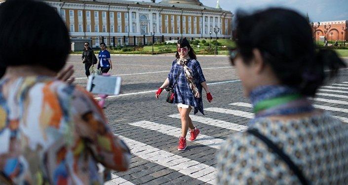 预测:2016年莫斯科接纳游客人数突破1700万