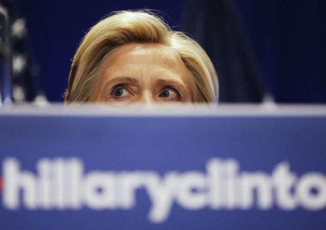 希拉里∙克林頓親信稱其不會再參加任何選舉