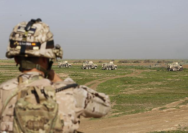 華盛頓郵報:美國國防部無法對在伊拉克使用白磷事件作出解釋
