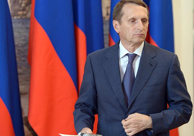 俄对外情报局长:甚至是小规模挑衅也可能引发世界性危机