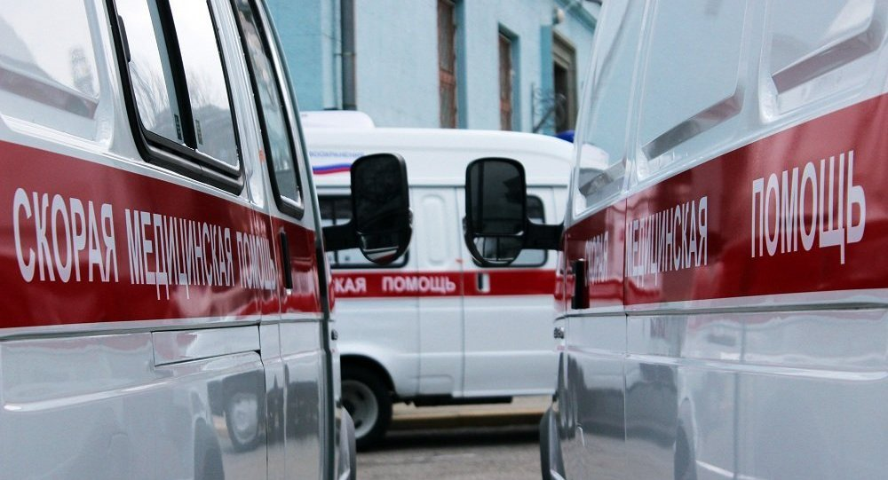 俄斯塔夫罗波尔边疆区一公共汽车与卡车相撞 受伤人数升至15人