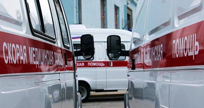 俄新西伯利亞一少年從23樓墜落生還