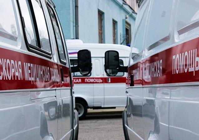 消息人士:外貝加爾邊疆區重大交通事故後33人住院治療 14人死亡