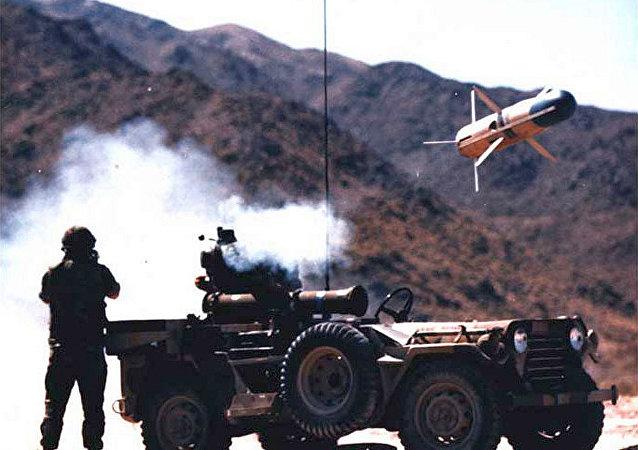 """""""陶式""""反坦克导弹"""