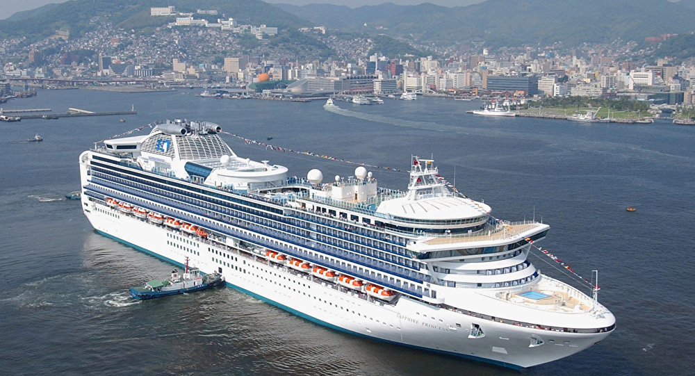 韩国拟开通至俄朝海上游船线路