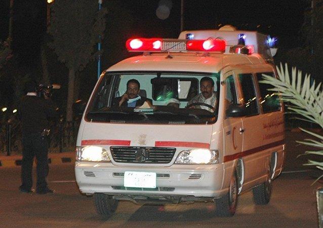 也門國防部發生爆炸 國防部長幸免遇難