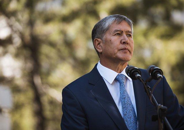 吉爾吉斯斯坦總統或在本週末出院