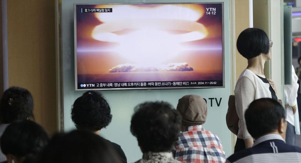 朝鲜积极致力于核弹头小型化