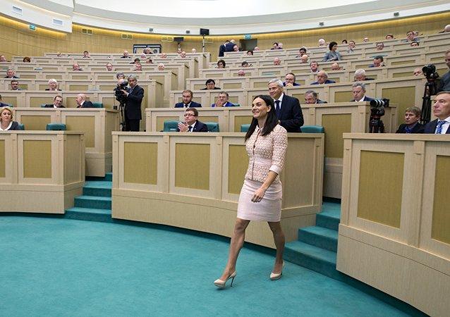 伊辛巴耶娃宣佈競選全俄田徑聯合會主席