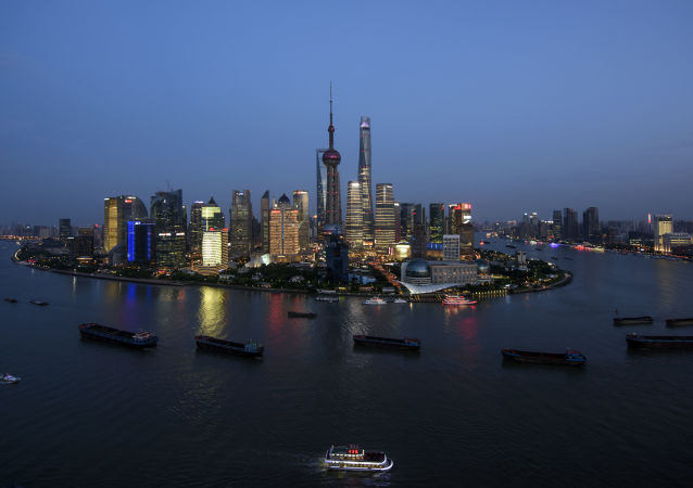 中国, 上海