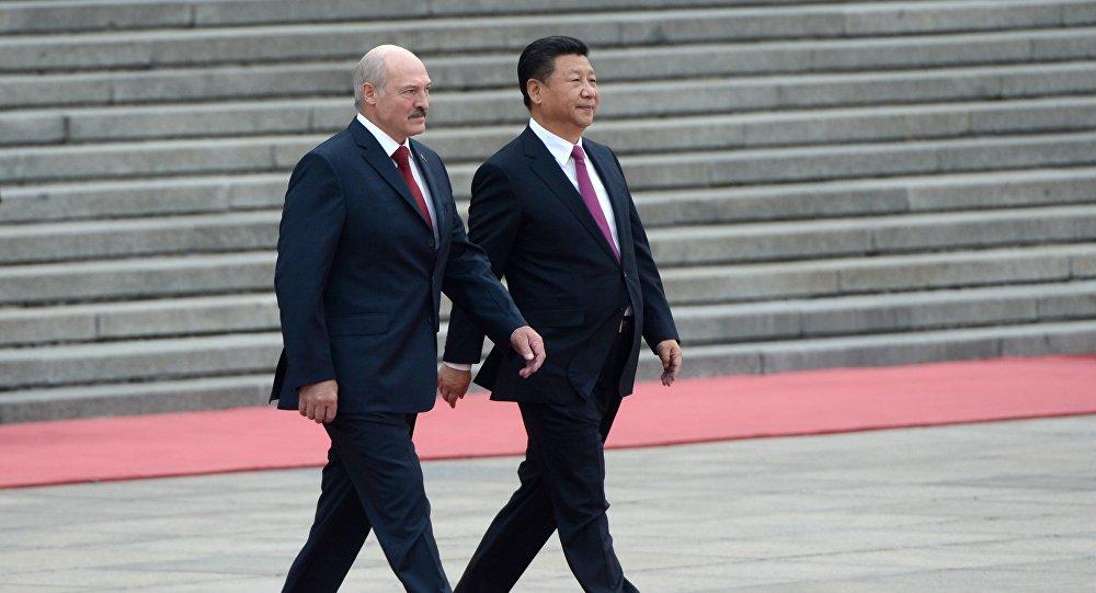 中国国家主席:中国与白俄罗斯关系处于历史最好时期