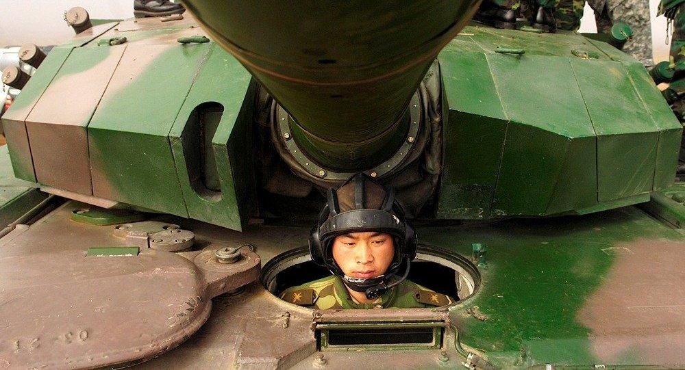 中國99式堪比美國的「艾布拉姆斯」?