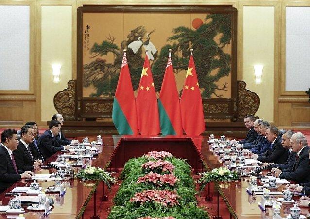 白俄总理:明斯克和北京关系应该成为其它国家的典范