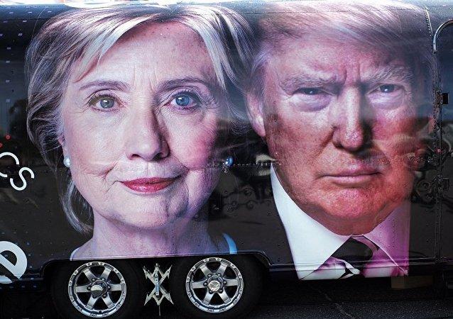 美國參議院民主黨領導人對希拉里﹒克林頓競選失敗理由進行闡述